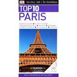 Top 10 - Paris, editura Litera