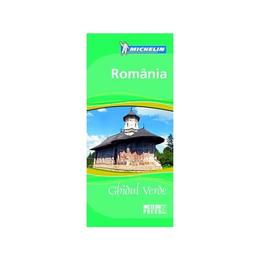 Romania. Ghidul verde (Ghid Michelin), editura Meteor Press