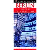 Berlin - Harta si ghid de buzunar, editura Rao