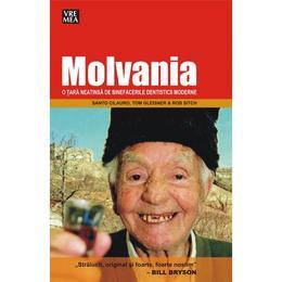 Molvania - Santo Cilauro, editura Vremea