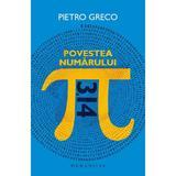 Povestea numarului pi - Pietro Greco, editura Humanitas