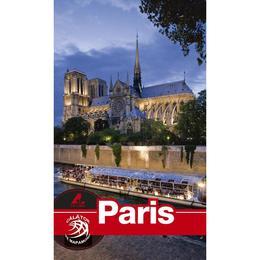 Paris - Calator pe mapamond, editura Ad Libri