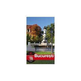 Bucuresti - Calator Pe Mapamond, editura Ad Libri