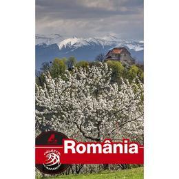 Romania - Calator Pe Mapamond, editura Ad Libri
