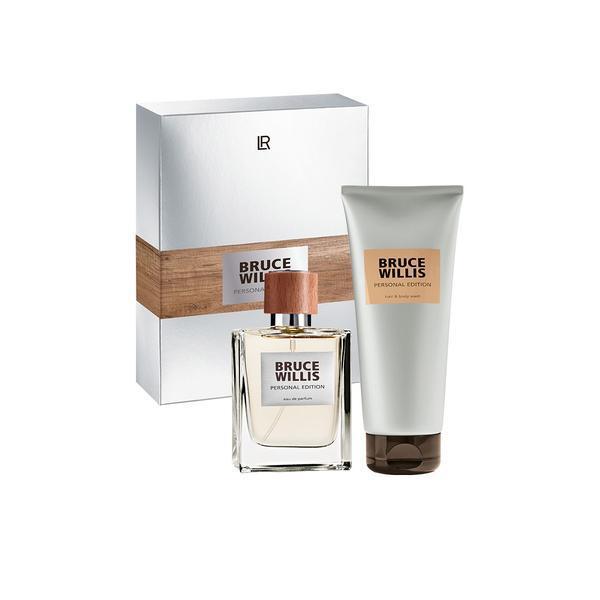 Set cadou Bruce Willis personal edition - parfum 50 ml + sampon 200 ml poza