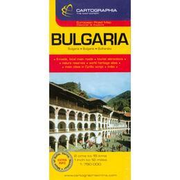 Bulgaria, editura Cartographia