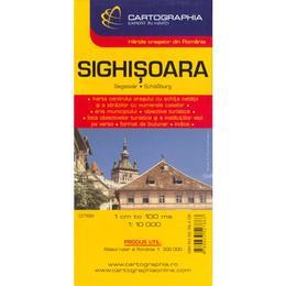 Sighisoara, editura Cartographia