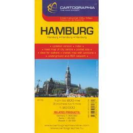 Hamburg, editura Cartographia