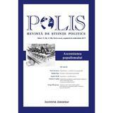Polis Vol. V, Nr. 4 (18) Serie Noua, Septembrie-Noiembrie 2017, editura Institutul European
