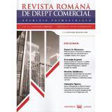 Revista romana de drept comercial. Nr.1 Ianuarie-martie 2020, editura Universul Juridic