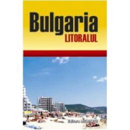 Bulgaria - Litoralul - Ghid De Calatorie - Toma Ritner, editura Medicala