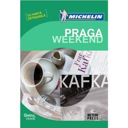Michelin - Praga, editura Meteor Press