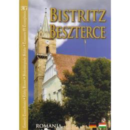 Bistrita -germana, maghiara - Romghid, editura Romprint