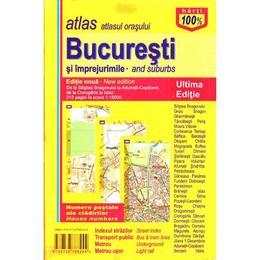Atlas Bucuresti, editura Sorpeco