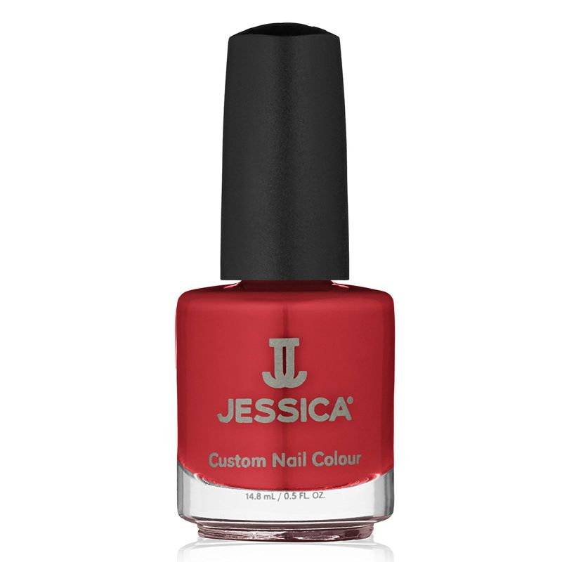 Lac de Unghii - Jessica Custom Nail Colour 667 Scarlet, 14.8ml poza