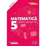 Matematica cls 5 partea a ii-a consolidare ed.2019-2020 - dan zaharia, maria zaharia