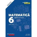 Matematica - Clasa 6. Partea a 2-a. Consolidare  - Dan Zaharia, Maria Zaharia, editura Paralela 45