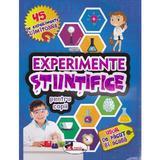 Experimente stiintifice pentru copii, editura Aramis