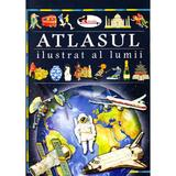 Atlasul ilustrat al lumii, editura Aramis