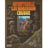 Aventurile lui Robinson Crusoe. Cartea de aventuri pentru copii + Enciclopedie, editura Arc