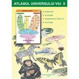 Atlasul universului viu II, editura Cartographia