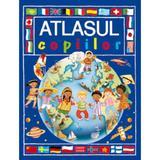 Atlasul copiilor, editura Corint
