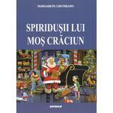 Spiridusii lui Mos Craciun - Margareta Chetreanu, editura Sitech