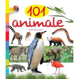 101 Animale, editura Flamingo