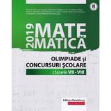 Matematica - Clasele 7-8 - Olimpiade si concursuri scolare - Gheorghe Cainiceanu, editura Paralela 45