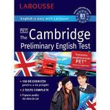 Larousse. Pass the Cambridge Preliminary English Test 14-15 ani - Naomi Styles, editura Meteor Press