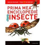 Prima mea enciclopedie - Insecte, editura Litera