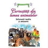 Curiozitati din lumea animalelor, editura Pestalozzi
