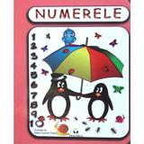 Numerele - Pliant, editura Petrescu And Cioponea