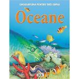 Oceane - Enciclopedia pentru toti copiii, editura Prut