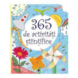 365 de activitati stiintifice si distractive, editura Rao