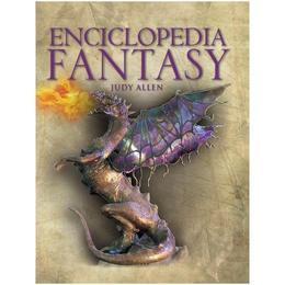 Enciclopedia fantasy - Judy Allen, editura Rao