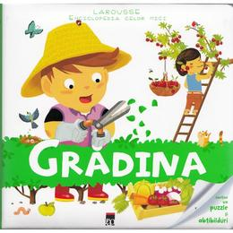 Enciclopedia celor mici - Gradina, editura Rao
