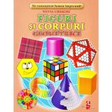 Figuri si corpuri geometrice - Cartonase - Silvia Ursache, editura Silvius Libris