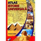Atlas Istorie Universala cu CD - Plopeanu Sorina, editura Steaua Nordului