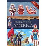 Colectia Istorie - Civilizatii din America, editura Unicart