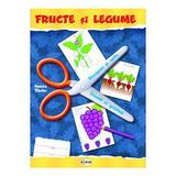Fructe si legume (mapa) - Inesa Tautu, editura Dorinta