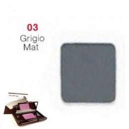Fard de Pleoape Compact - Cinecitta PhitoMake-up Professional Ombretto Compatto nr 03