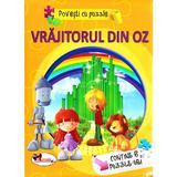 Vrajitorul din Oz (Povesti cu puzzle), editura Aramis