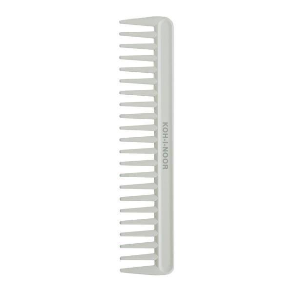Pieptene alb, TODAY, dinti lati, Koh-I-Noor, 8132V imagine produs