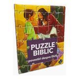 Puzzle biblic: Povestiri despre Isus, editura Casa Cartii