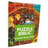 Puzzle biblic: Povestiri despre eroi, editura Casa Cartii