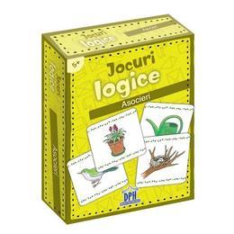 Jocuri logice - Asocieri, editura Didactica Publishing House