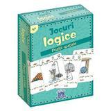 Jocuri logice - Pozitii spatiale, editura Didactica Publishing House