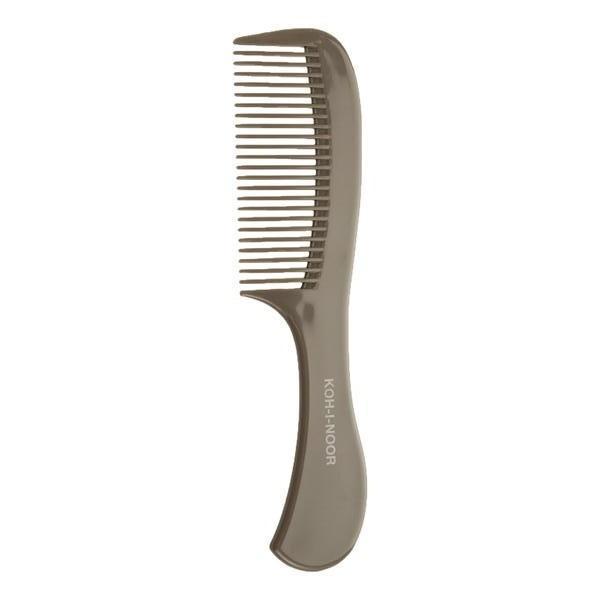 Pieptene gri cu maner, dinti rari, 21,5 x 5,5 cm, Koh-I-Noor, 8138S imagine produs