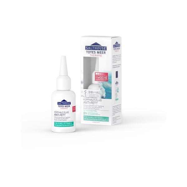 Fluid scalp impotriva iritatiilor, Salthouse, 60 ml imagine produs
